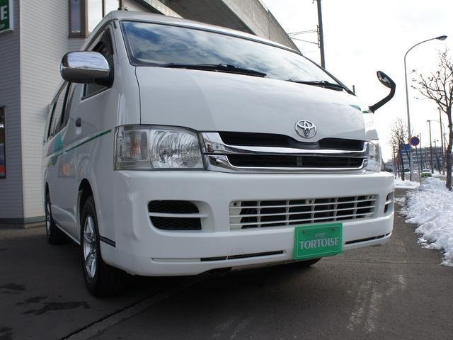 「トヨタ」「ハイエース」「ミニバン・ワンボックス」「北海道」の中古車36