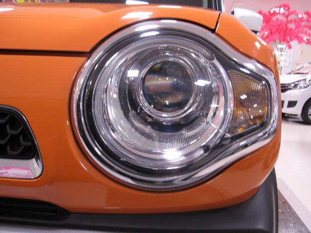 スズキ ハスラー G 4WD ディスチャージヘッドライト