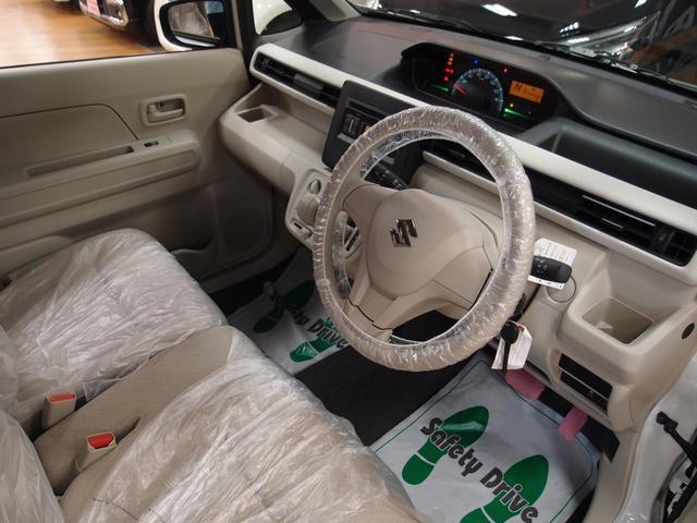 FA 4WD 届出済未使用車 キーレス シートヒーター(7枚目)
