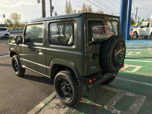 XG 4WD 届出済未使用車 キーレス マニュアル ダムドエアロ(15枚目)