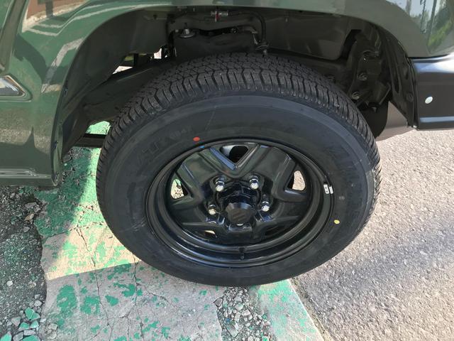 XG 4WD 届出済未使用車 キーレス マニュアル ダムドエアロ(18枚目)