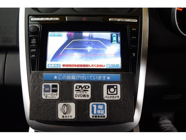 ベースグレード4WD 1年保証付 TV DVD再生 社外AW(4枚目)