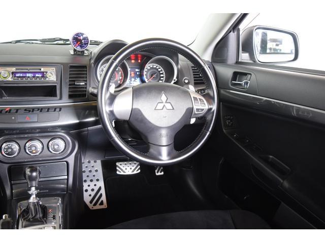 ラリーアート4WD 車高調 HKSマフラー ブースト計(12枚目)