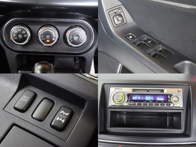 ラリーアート4WD 車高調 HKSマフラー ブースト計(14枚目)