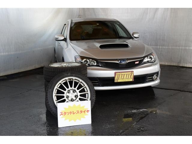 WRX STI Aライン4WD 本州仕入 TV 夏冬タイヤ付(5枚目)