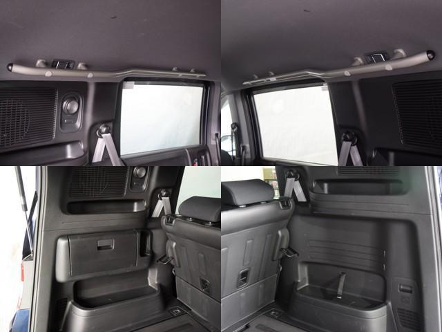 G ジャストセレクション 4WD 夏冬タイヤ付 左側パワスラ スマートキー メモリーナビ フルセグTV DVD再生 Bluetooth対応 ETC HID バックカメラ ミラーヒーター ワイパーデアイサー 社外AW(19枚目)