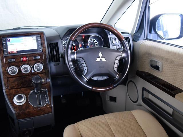 シャモニー 4WD 7人乗 1年保証 夏冬タイヤ 両側パワスラ 後席モニター HDDナビ DVD再生 ETC TV シートヒーター タナベリフトアップサス 純正ルーフキャリア 新品夏タイヤ 社外AW HID(41枚目)