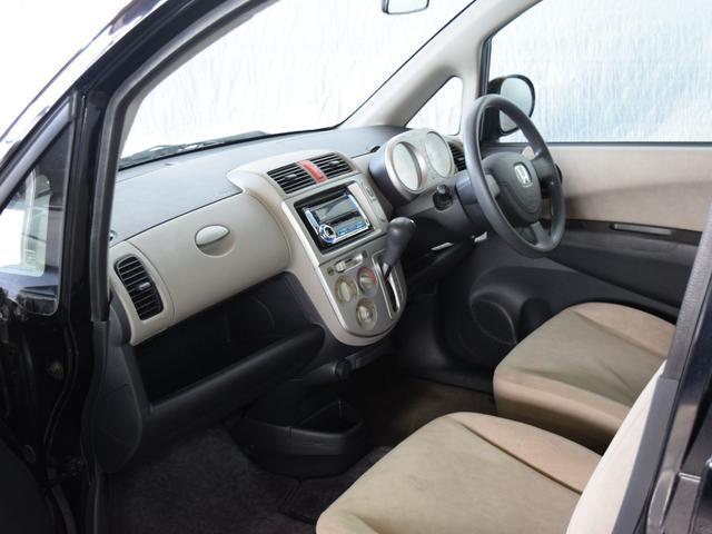 4WD 1年保証 夏冬タイヤ付 社外CDオーディオ ミュージックプレイヤー接続可能 ミラーヒーター ライトレベライザー 純正アルミ(10枚目)
