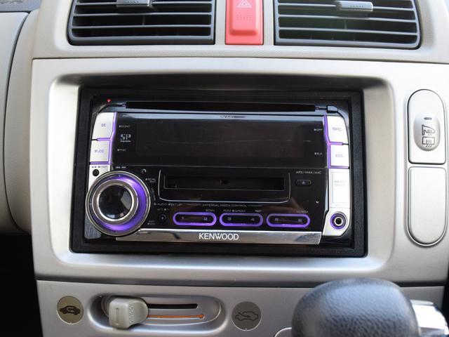 4WD 1年保証 夏冬タイヤ付 社外CDオーディオ ミュージックプレイヤー接続可能 ミラーヒーター ライトレベライザー 純正アルミ(16枚目)