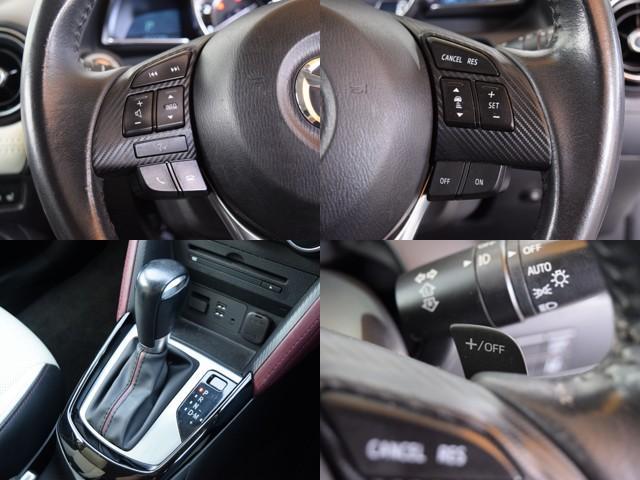 XD ツーリング Lパッケージ 4WD 1年保証 夏冬タイヤ付 i-stop プッシュスタート ドラレコ フルセグTV DVD再生 SDナビ Bluetooth対応 ETC シートヒーター レーンキープ バックカメラ LED(17枚目)