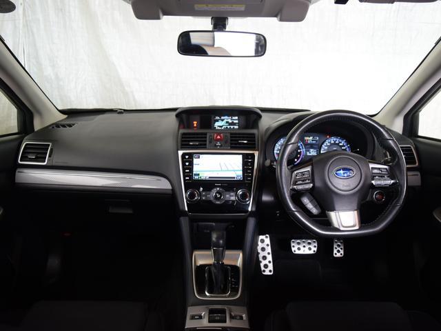 1.6GT-Sアイサイト 4WD 1年保証 夏冬タイヤ付 プッシュスタート パドルシフト フルセグTV SDナビ DVD再生 バックカメラ ETC Bluetooth対応 HID LEDアクセサリーライナー エンジンスターター(14枚目)