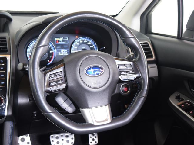 1.6GT-Sアイサイト 4WD 1年保証 夏冬タイヤ付 プッシュスタート パドルシフト フルセグTV SDナビ DVD再生 バックカメラ ETC Bluetooth対応 HID LEDアクセサリーライナー エンジンスターター(43枚目)