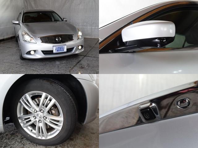 250GT FOUR 4WD 1年保証 夏冬タイヤ付 プッシュスタート フルセグTV HDDナビ DVD再生 Bluetooth対応 ミュージックサーバー ETC サイドバックカメラ HID エンジンスターター(8枚目)