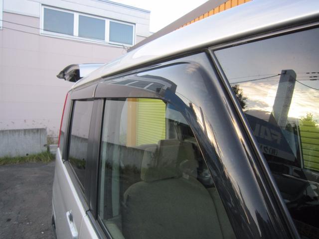 スズキ パレット X 4WD 片側パワスラ プッシュスタート スマートキー