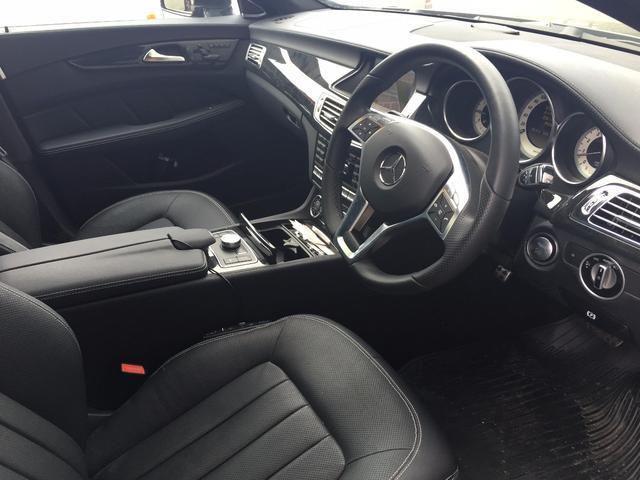 メルセデス・ベンツ M・ベンツ CLS550 ブルーエフィシェンシー AMGスポーツ