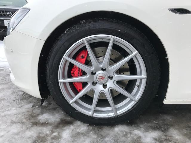 Q4 4WD 黒革 可変バルブ サンルーフ(4枚目)