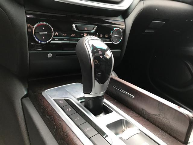 Q4 4WD 黒革 可変バルブ サンルーフ(16枚目)
