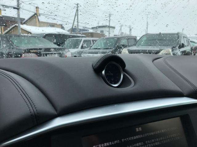 Q4 4WD 黒革 可変バルブ サンルーフ(17枚目)