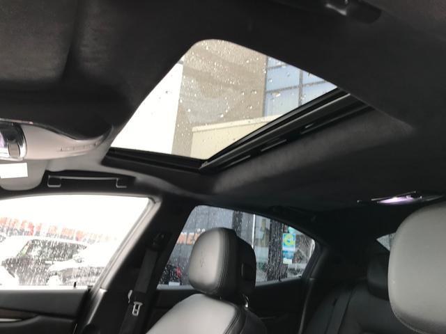 Q4 4WD 黒革 可変バルブ サンルーフ(19枚目)