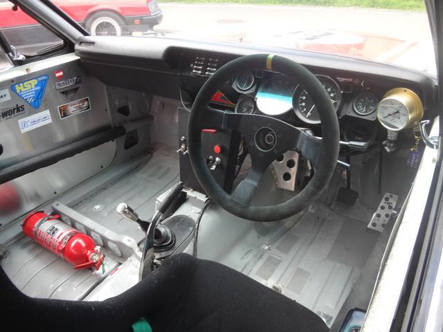 日産 スカイライン L20改2700ccレーシング仕様