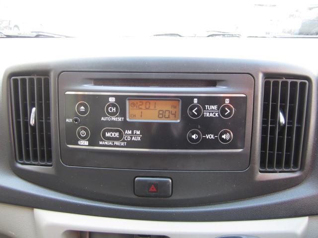 ダイハツ ミライース Xf 寒冷地仕様 4WD ECOアイドル キーレス