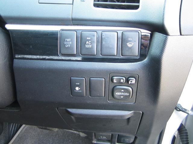 アエラス プレミアムエディション 4WD 寒冷地仕様 7人乗(18枚目)