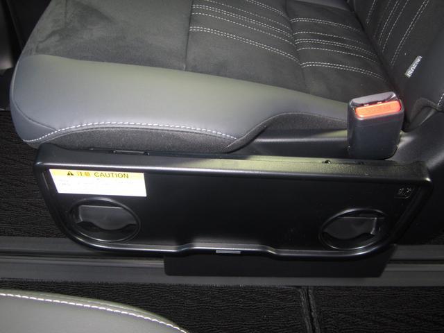 Gi プレミアムパッケージ ブラックテーラード 4WD 寒冷地仕様 トヨタセーフティセンス 両側パワースライドドア ステアリングヒーター シートヒーター クリアランスソナー 7人乗り 登録済未使用車(14枚目)