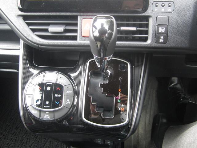 Gi プレミアムパッケージ ブラックテーラード 4WD 寒冷地仕様 トヨタセーフティセンス 両側パワースライドドア ステアリングヒーター シートヒーター クリアランスソナー 7人乗り 登録済未使用車(21枚目)