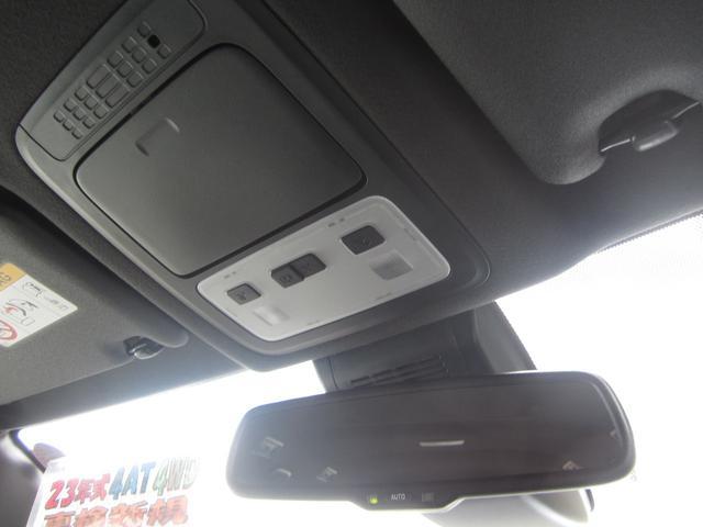 Gi プレミアムパッケージ ブラックテーラード 4WD 寒冷地仕様 トヨタセーフティセンス 両側パワースライドドア ステアリングヒーター シートヒーター クリアランスソナー 7人乗り 登録済未使用車(22枚目)