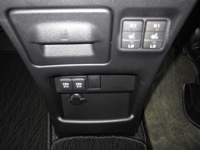 Gi プレミアムパッケージ ブラックテーラード 4WD 寒冷地仕様 トヨタセーフティセンス 両側パワースライドドア ステアリングヒーター シートヒーター クリアランスソナー 7人乗り 登録済未使用車(23枚目)