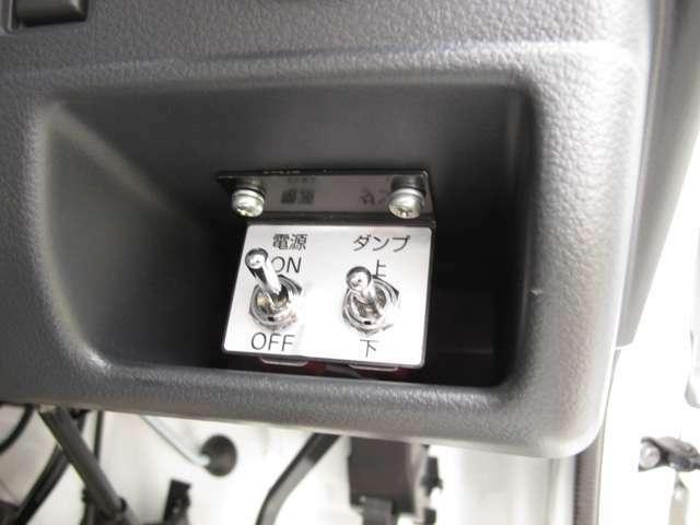 DX ダンプ 4WD 寒冷地仕様 マニュアル5速 エアコン パワステ(11枚目)