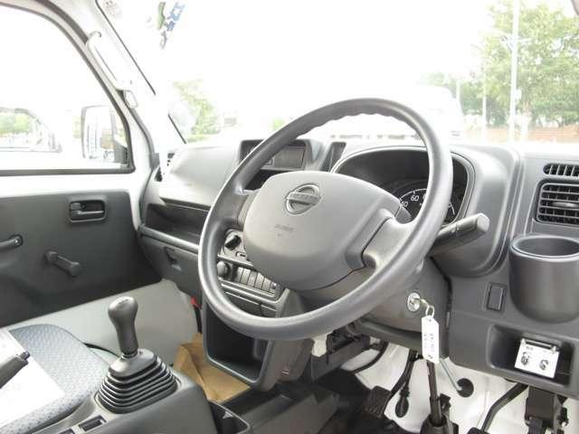 DX ダンプ 4WD 寒冷地仕様 マニュアル5速 エアコン パワステ(12枚目)