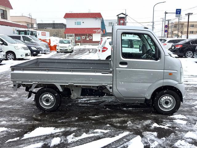 スズキ キャリイトラック KCエアコン・パワステ 4WD 半年保証付