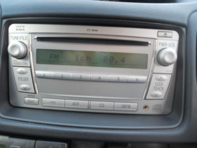 トヨタ ファンカーゴ Xペアベンチバージョン4WD