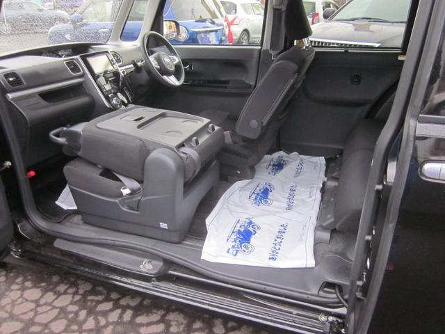 カスタムX スマートセレクションSA衝突軽減ブレーキ4WD(9枚目)