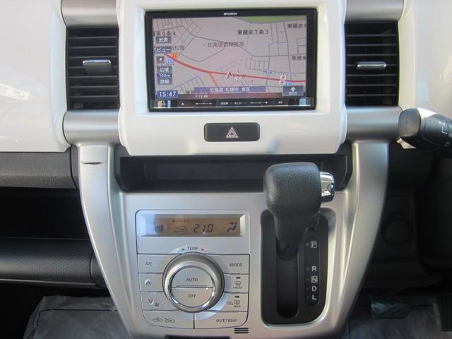 Xターボ4WD レーダーブレーキ誤発進抑制機能(4枚目)