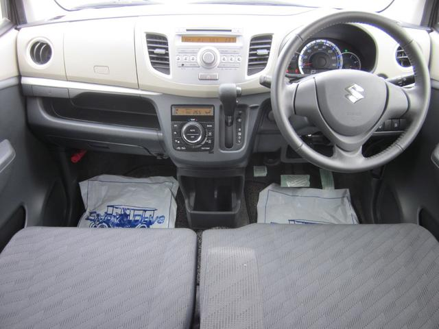 車内は綺麗に使われていました。