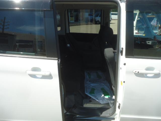 TS 4WDターボ 左右電動ドア キーフリー HID Rバックモニター(12枚目)