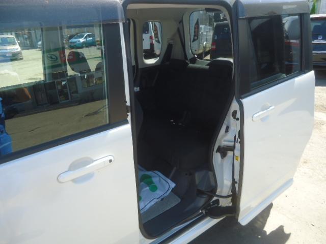 TS 4WDターボ 左右電動ドア キーフリー HID Rバックモニター(13枚目)