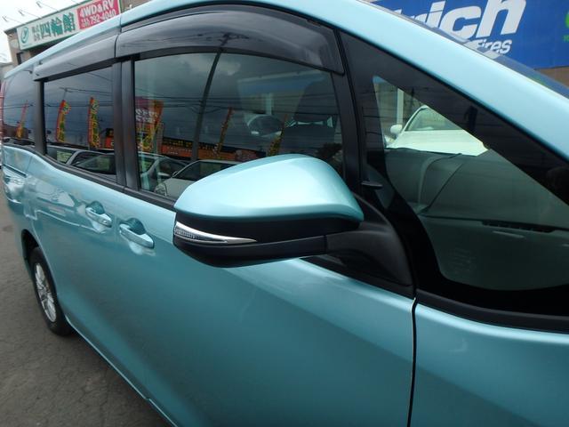 X 7人乗り 4WD ToyotaSafetySenseC 左右パワードア 純正フルセグ8インチナビRカメラ スマートキー ビルトインETC LEDヘッドライト アイドリングストップ 寒冷地仕様車(46枚目)