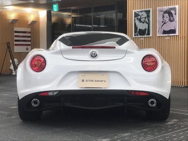 「アルファロメオ」「アルファロメオ 4C」「クーペ」「東京都」の中古車3