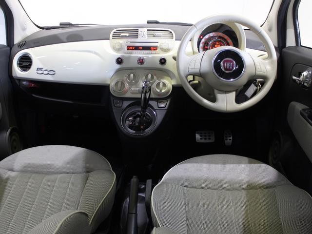 「フィアット」「フィアット 500」「コンパクトカー」「北海道」の中古車14