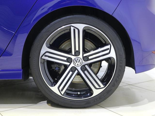 フォルクスワーゲン VW ゴルフR ベースグレード ブラックFリップRディフィーザー