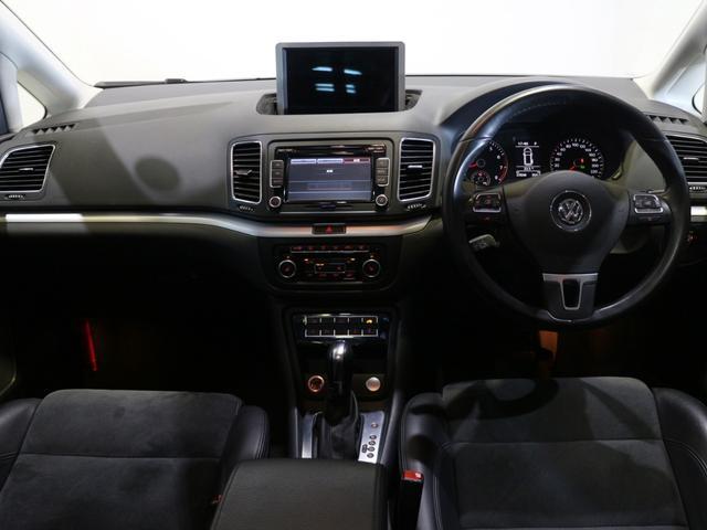 フォルクスワーゲン VW シャラン TSI ハイラインブルーモーションテクノロジー サンルーフ