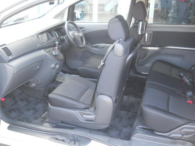 トヨタ アイシス プラタナリミテッド 4WD ナビTV ドラレコ