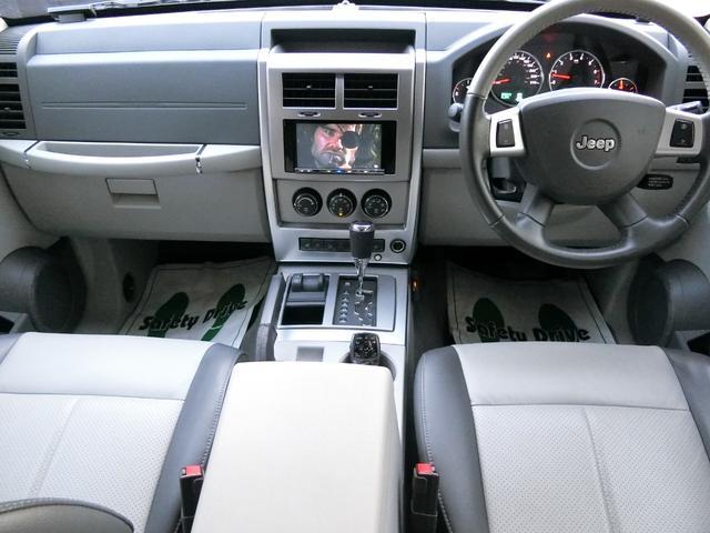 リミテッド 4WD レザーシート(3枚目)