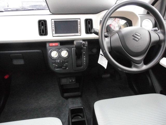 スズキ アルト S 4WD アイドリングストップ 自動ブレーキ エネチャージ