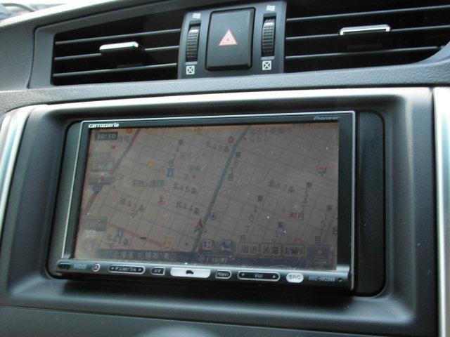 トヨタ マークX 250G Four Fパッケージ 4WD HID HDDナビ