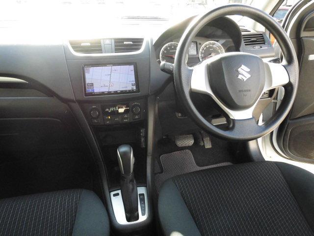 スズキ スイフト XG 4WD メモリーナビ インテリキー シートヒーター