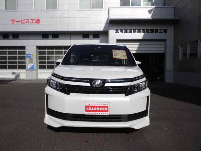トヨタ ヴォクシー X 4WD アイドリングストップメモリーナビ ワンセグTV